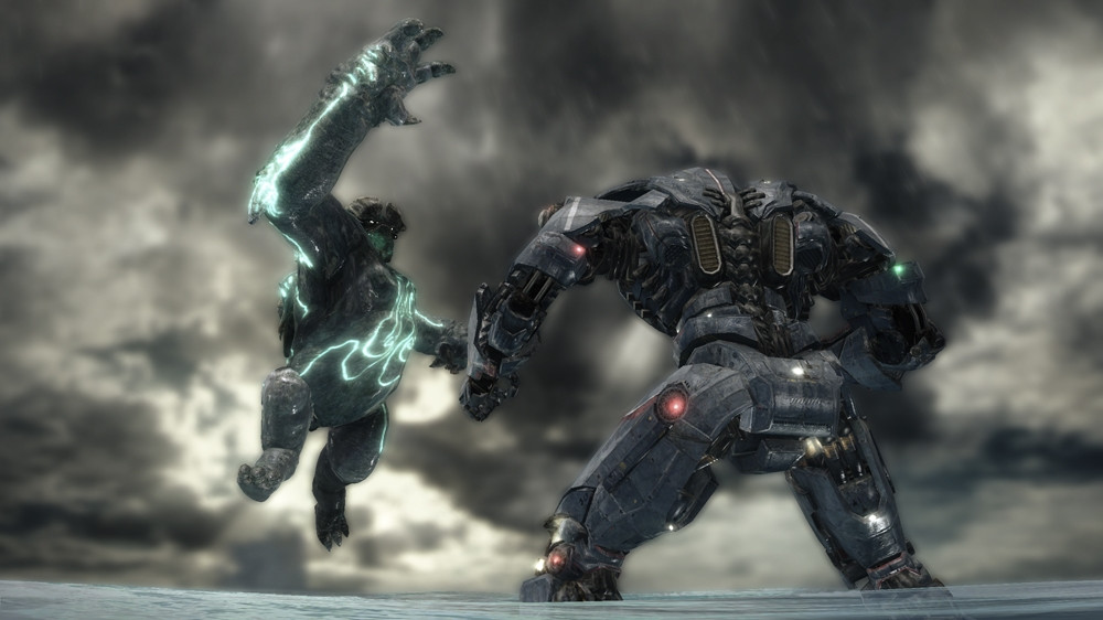 Pacific Rim the Game images