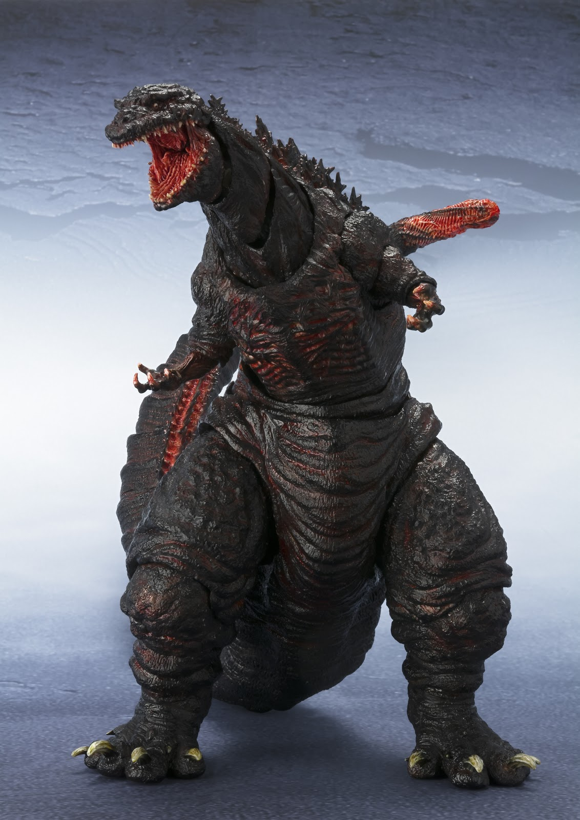 S.H. MonsterArts Shin-Godzilla 2016 (Front view)
