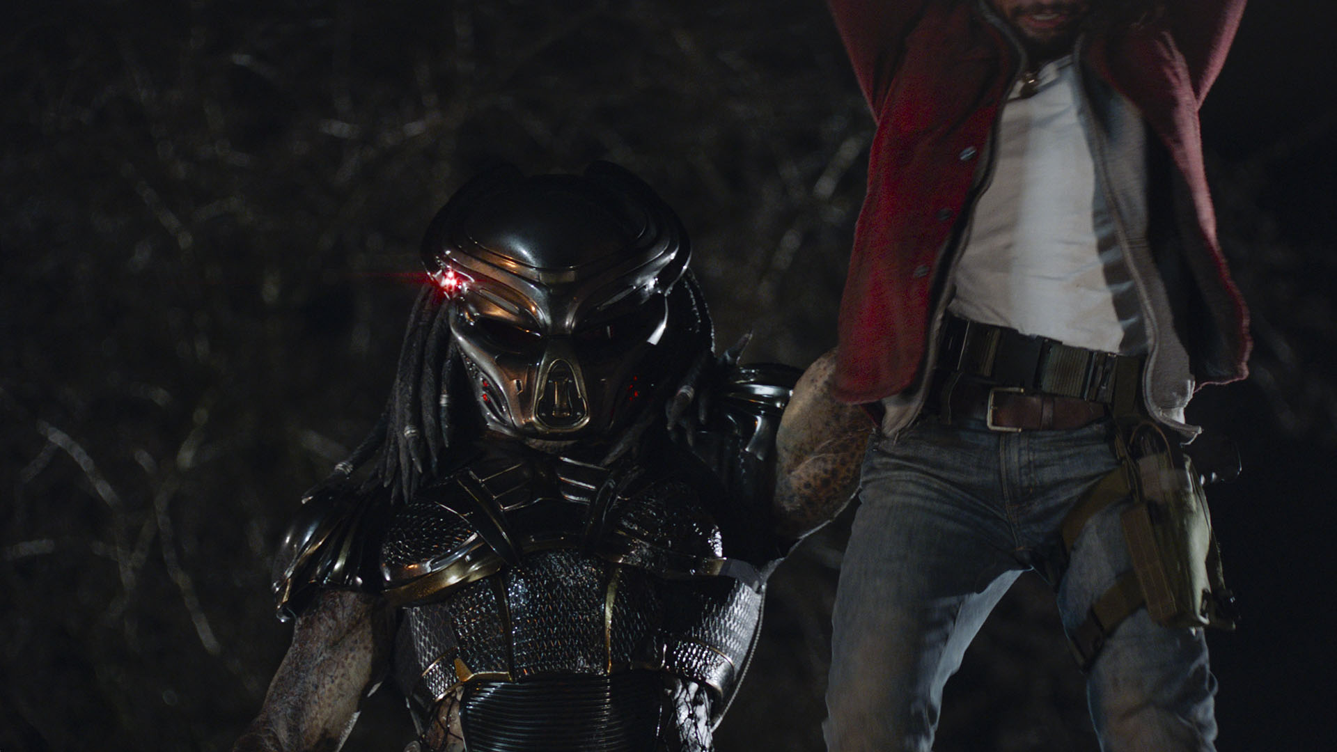 the predator 2018 movie stills the predator movie