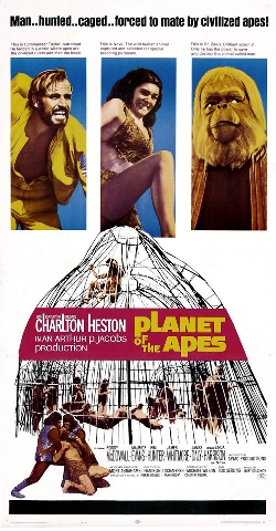 Planet of the Apes (1968) movie