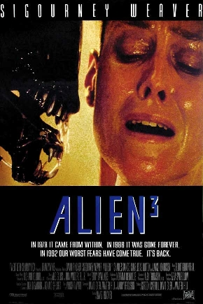 Alien 3 movie news, trailers and cast