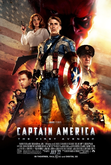 Captain America: The First Avenger movie