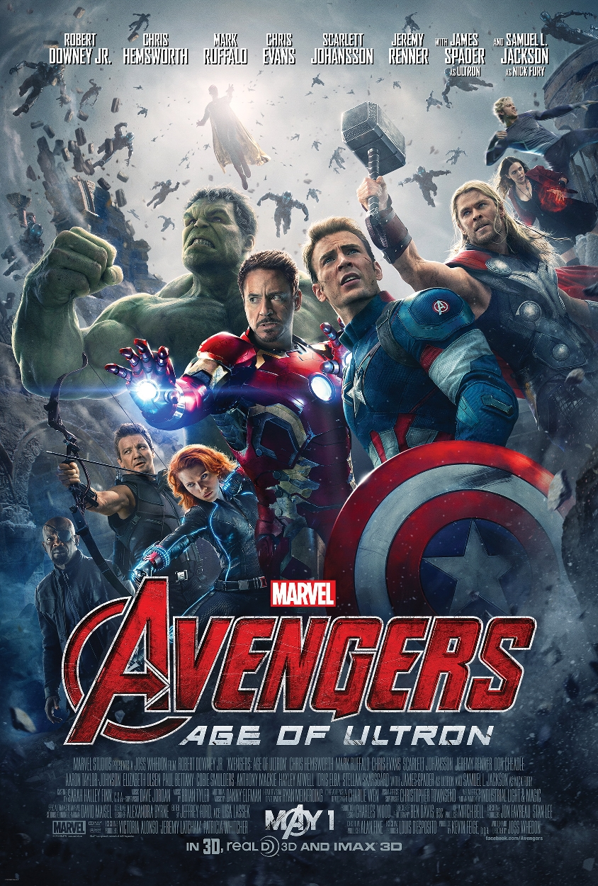 Avengers: Age Of Ultron movie