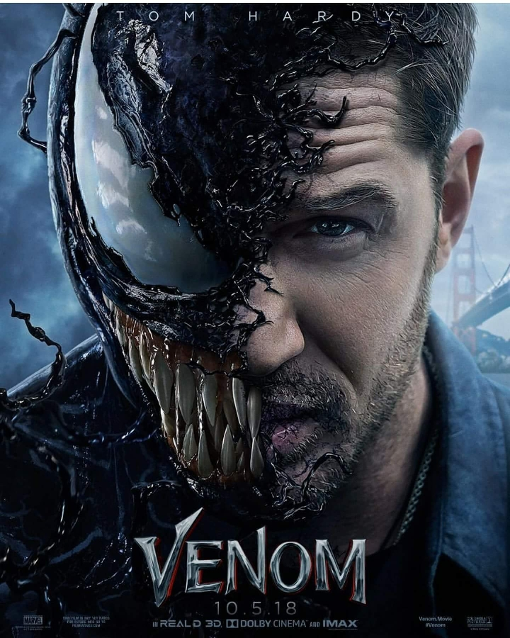 Venom movie news, trailers and cast