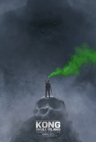 Kong: Skull Island movie news, trailers and cast