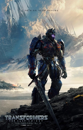 Transformers: The Last Knight movie news, trailers and cast
