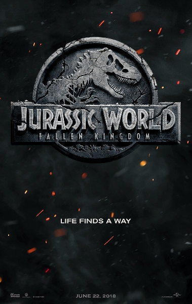 Jurassic World: Fallen Kingdom movie news, trailers and cast