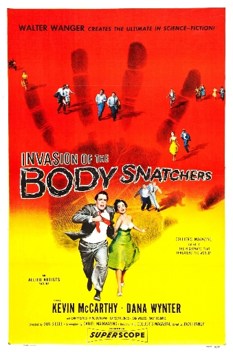 Invasion of the Body Snatchers (1956) movie