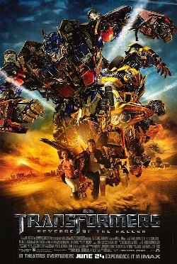 Transformers: Revenge of the Fallen movie