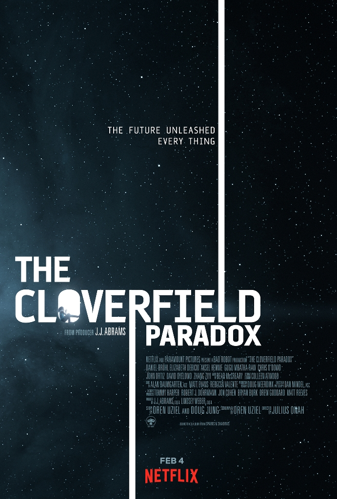 The Cloverfield Paradox (Cloverfield 3) movie news, trailers and cast