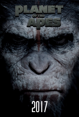 Planet of the Apes (2017) movie news, trailers and cast