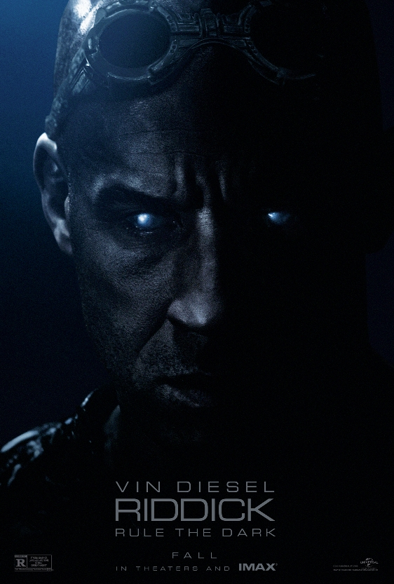 Riddick movie news, trailers and cast