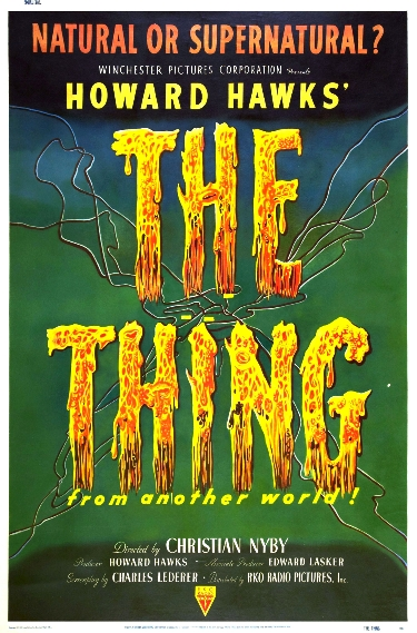 The Thing From Another World movie