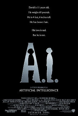 A.I. Artificial Intelligence movie