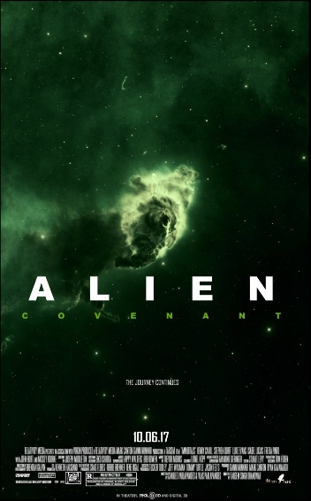 Alien: Covenant movie news, trailers and cast