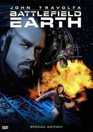 Battlefield Earth movie