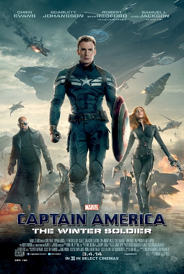 Captain America: The Winter Soldier movie