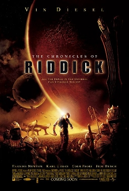 The Chronicles Of Riddick movie news, trailers and cast