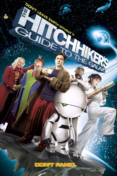 The Hitchhikers Guide To The Galaxy movie