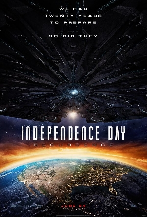 Independence Day: Resurgence movie news, trailers and cast