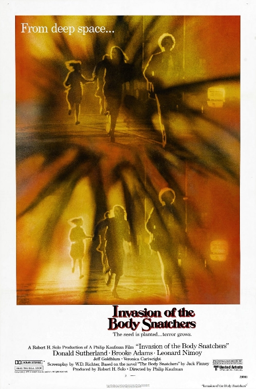 Invasion of the Body Snatchers (1978) movie