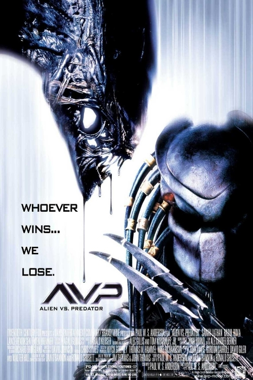Alien vs. Predator movie news, trailers and cast