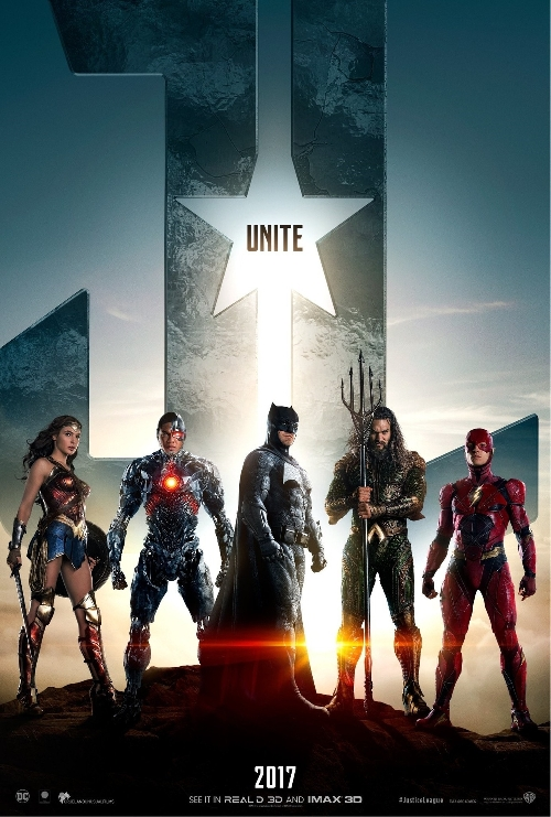 Justice League movie news, trailers and cast
