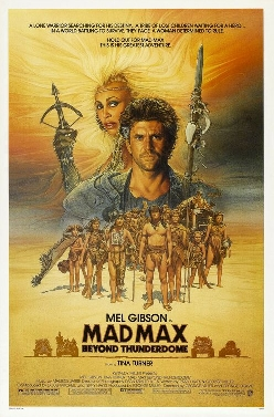 Mad Max Beyond Thunderdome movie