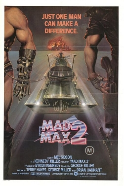 Mad Max 2: The Road Warrior movie