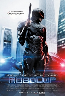 RoboCop movie news, trailers and cast