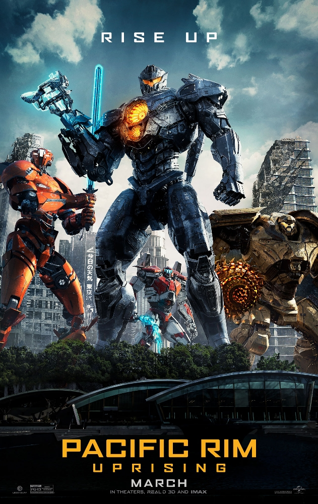 Pacific Rim Uprising movie news, trailers and cast