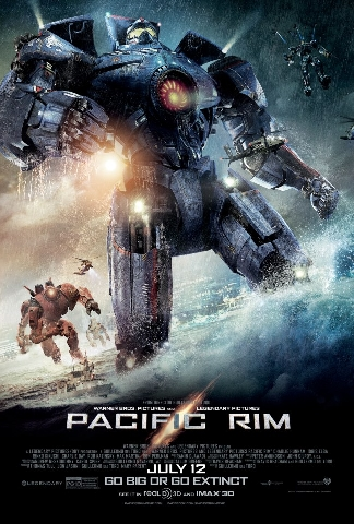 Pacific Rim movie news, trailers and cast