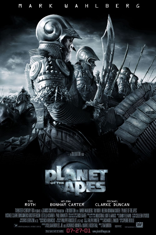 Planet of the Apes (2001) movie