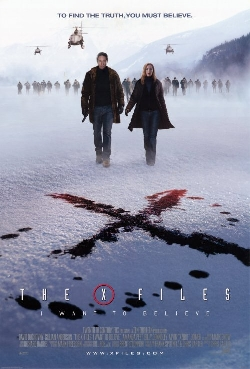 X-Files: I Want To Believe movie