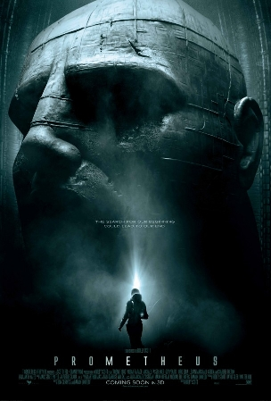 Prometheus movie news, trailers and cast