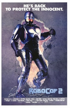 RoboCop 2 movie news, trailers and cast