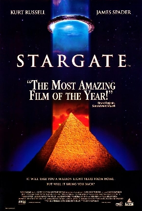 Stargate movie news, trailers and cast