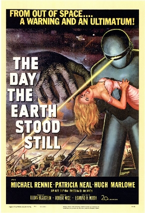 The Day The Earth Stood Still (1951) movie