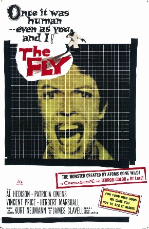 The Fly (1958) movie