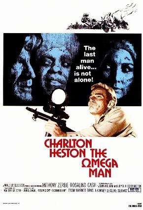 The Omega Man movie