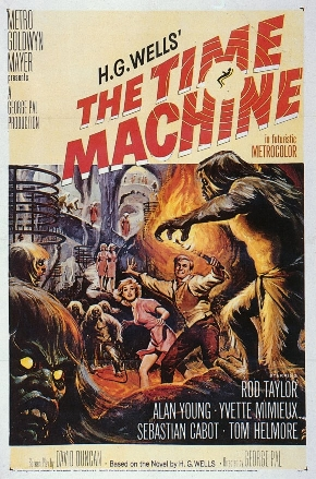 The Time Machine (1960) movie