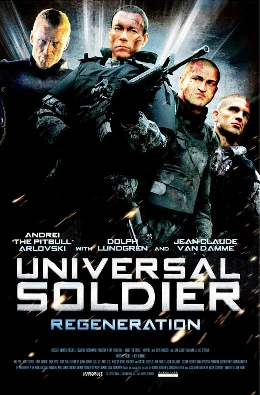 Universal Soldier: Regeneration movie