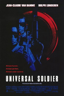 Universal Soldier movie