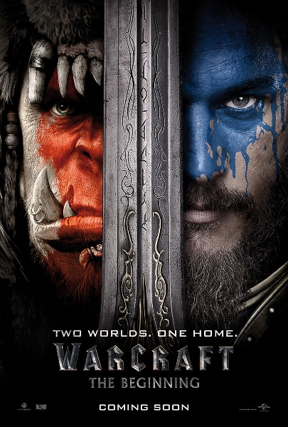 Warcraft movie news, trailers and cast