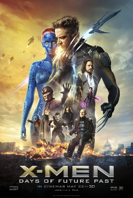 X-Men: Days of Future Past movie