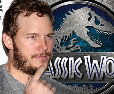 Jurassic World star Chris Pratt Loves Velociraptors