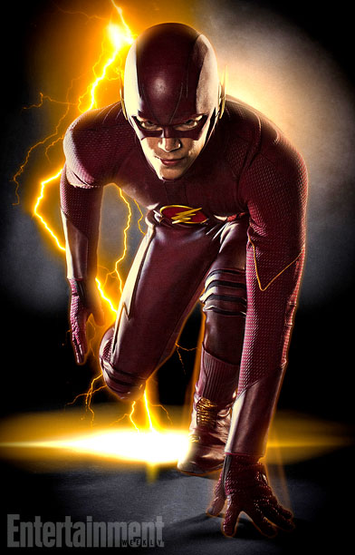 First Full Costume Flash Picture Released