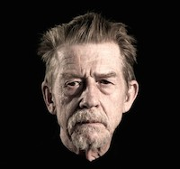 Arise Sir John Hurt!
