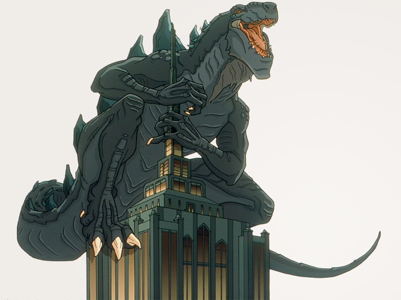 Godzilla: The Complete Series Coming in April