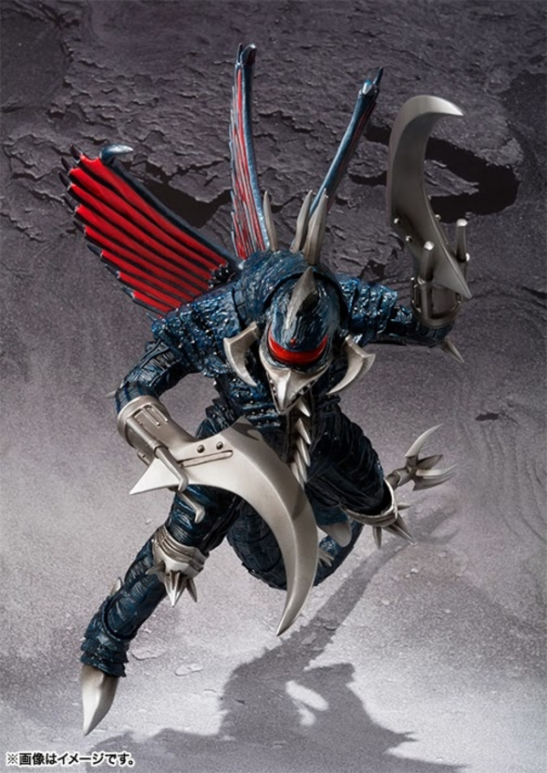 MonsterArts Final Wars Gigan Revealed